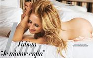Lara Fabian pose nue en couverture de Gala