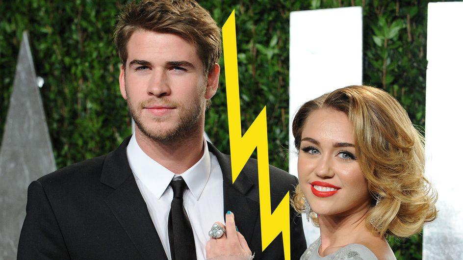 Miley Cyrus : Trompée par Liam Hemsworth ?