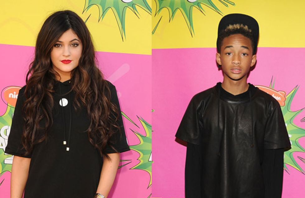 Jaden Smith opens up about his relationship with Kylie Jenner