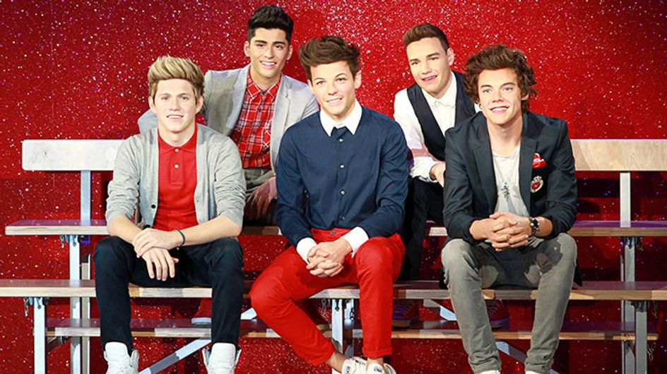 One Direction at Madame Tussauds: Waxworks unveiled
