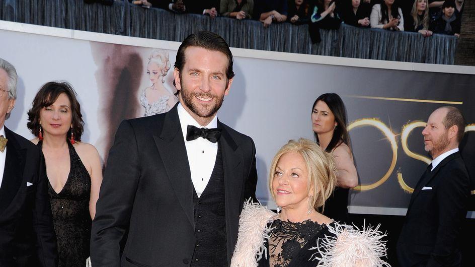 "Bradley Cooper, 39 ans : "" Oui, j'habite avec ma mère """