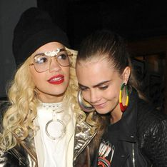Cara Delevingne set to record an album with Rita Ora