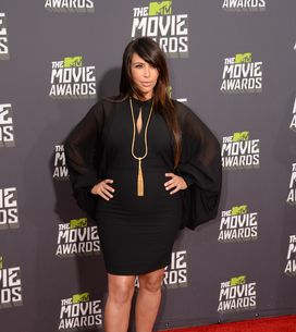 Kim Kardashian : Ses poils poussent à vitesse grand V