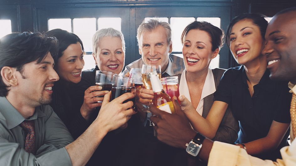 La bière rend heureux, c'est scientifiquement prouvé !