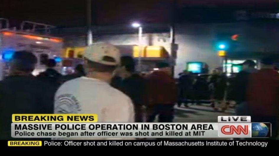 Boston : Fusillade sur le campus du MIT (vidéo)