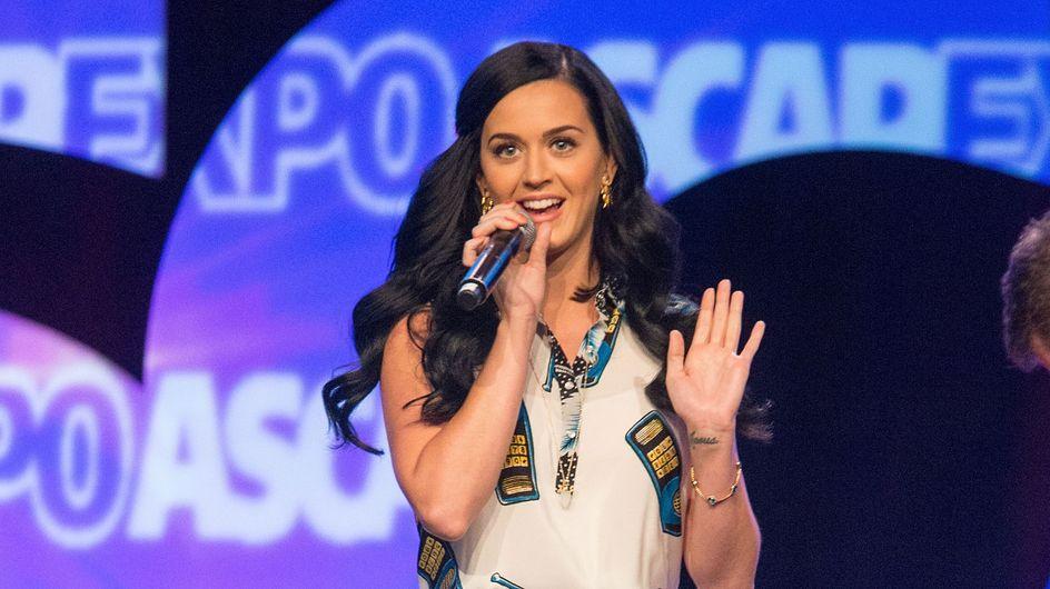 Katy Perry : Le pire look de la semaine (photo)
