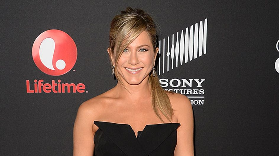 Jennifer Aniston pregnant rumours sparked by cupping marks