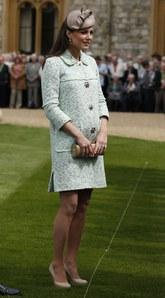 Kate Middleton enceinte