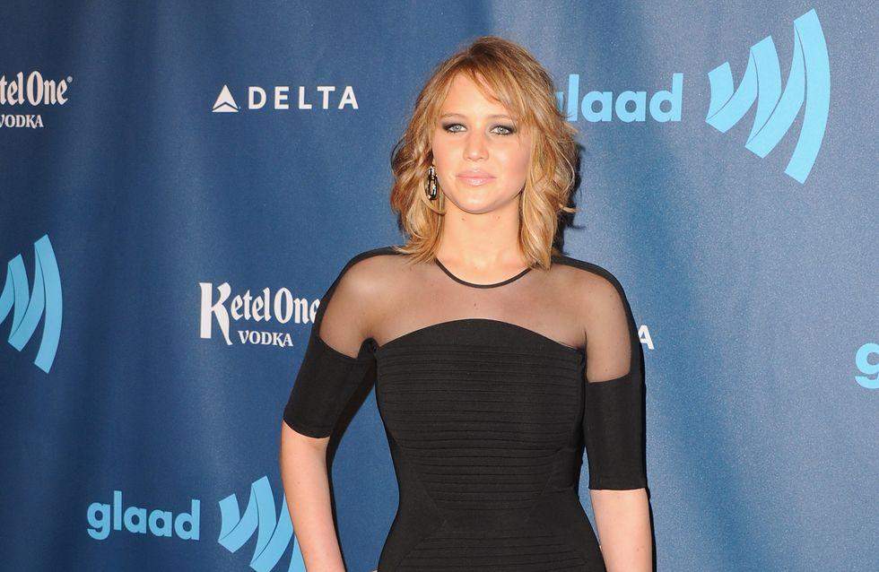 Jennifer Lawrence : Nouvelle coupe et nouvelle couleur de cheveux (Photos)