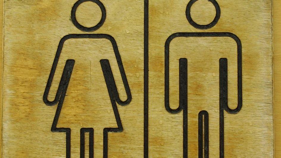 Suède : Interdiction pour les hommes d'uriner debout ?