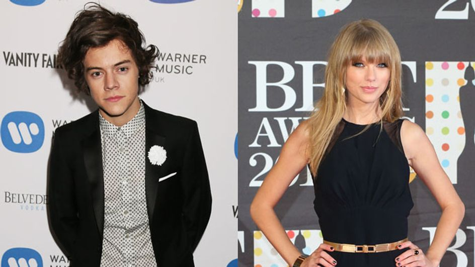 """Harry Styles reveals dating Taylor Swift was """"a huge pain in the a**e"""""""