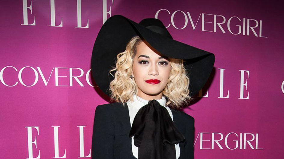 Size 10 Rita Ora stays at world's toughest fat camp