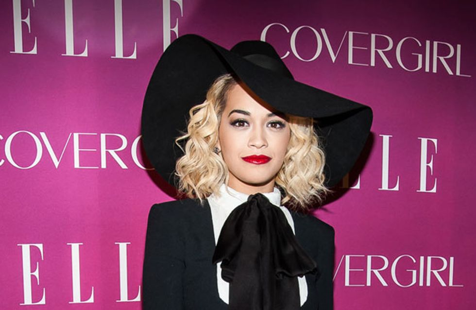 "Size 10 Rita Ora stays at ""world's toughest fat camp"""