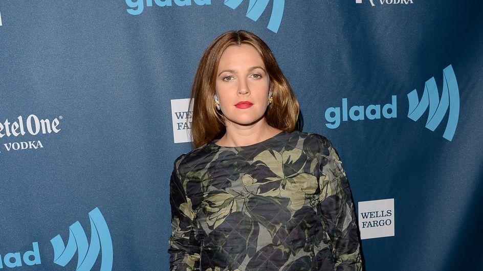 Drew Barrymore : C'est quoi ce look ? (Photo)