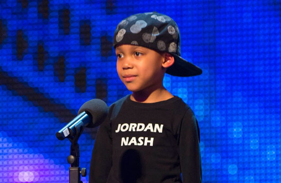BGT 2013: Show criticised for putting five-year-old dancer through