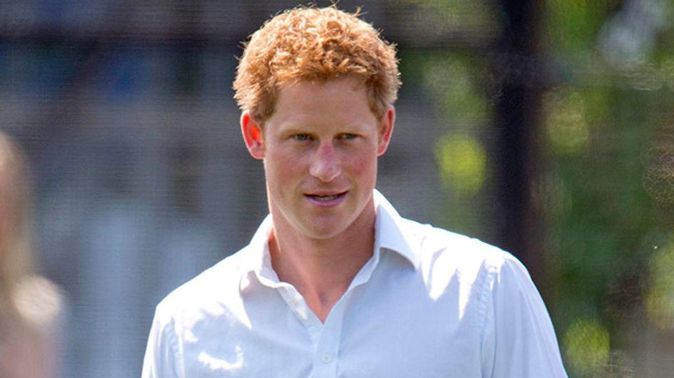 "Prince Harry's girlfriend Cressida Bonas ""upset"" by marriage talk"