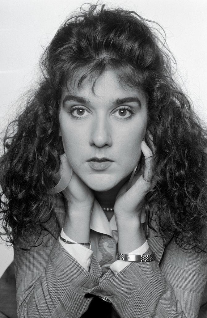 Céline Dion en 1991