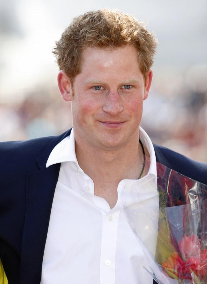 Prince Harry : Charmeur au marathon de Londres