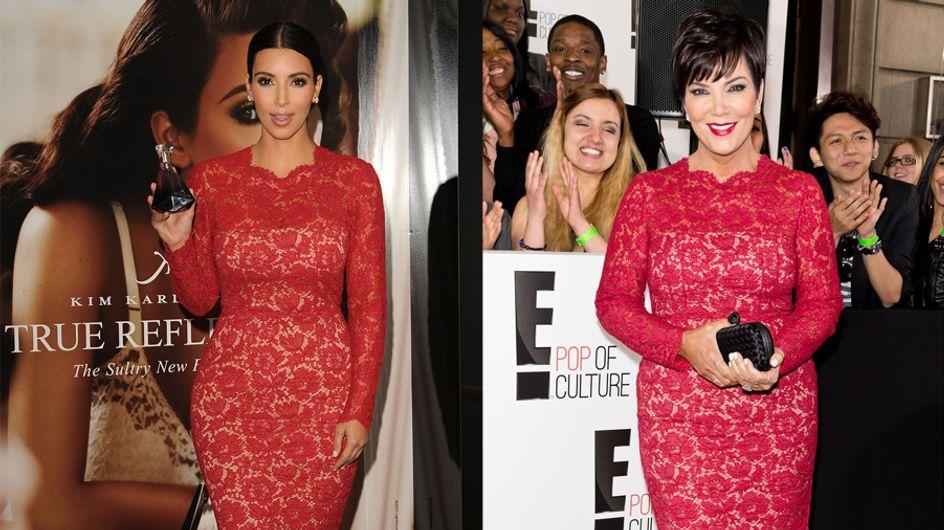 Kim Kardashian et Kris Jenner : La battle mode !