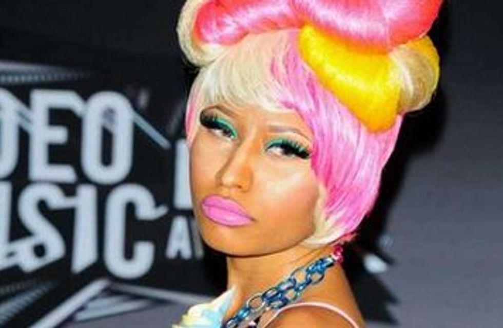 Nicki Minaj bientôt actrice !