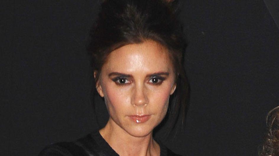 """Victoria Beckham diet: Is """"stressed"""" VB getting even skinnier?"""