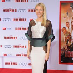 Gwyneth Paltrow : Sans culotte et en robe transparente (Photos)