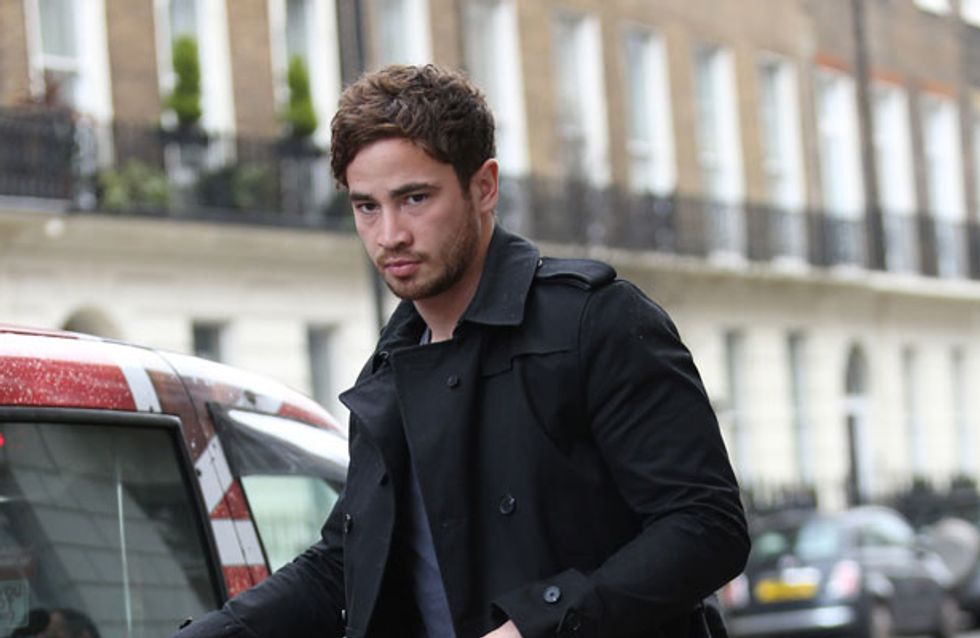 Kelly Brook's boyfriend Danny Cipriani in hospital after he was hit by a bus