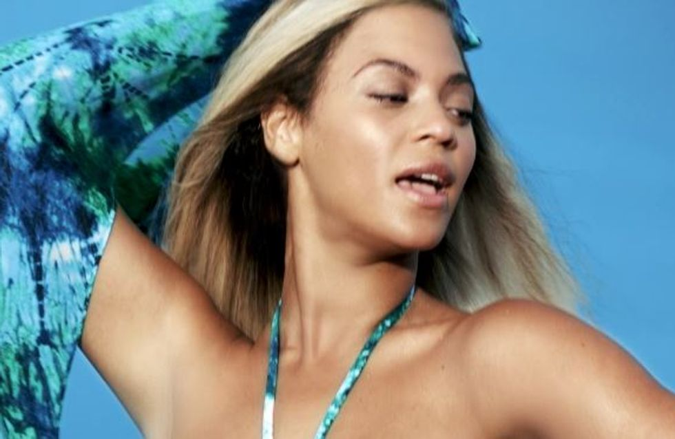 Beyoncé pour H&M : Un clip qui sent bon l'été… (Vidéo)