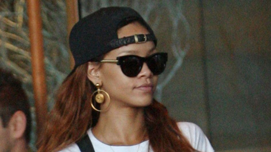 Rihanna : On lui pique ses lunettes Thierry Lasry !