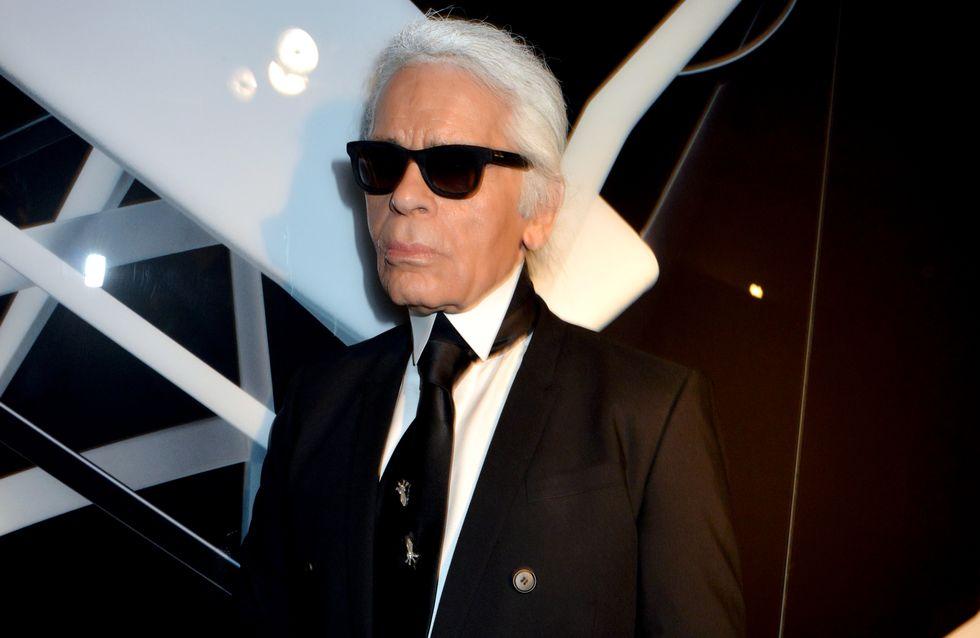 Karl Lagerfeld révèle son âge pour la première fois !