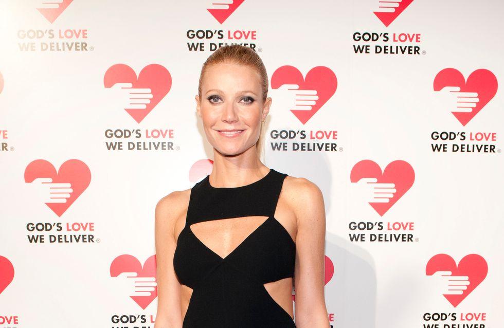 Gwyneth Paltrow : Elue plus belle femme du monde dans un drôle de palmarés