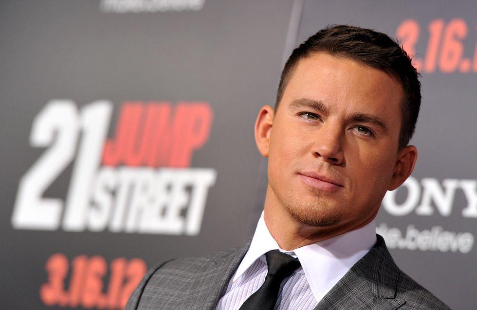 Channing Tatum : Encore plus sexy à 33 ans !