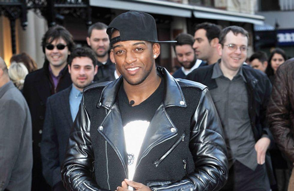 JLS split: Oritsé breaks down in tears during Chatty Man interview