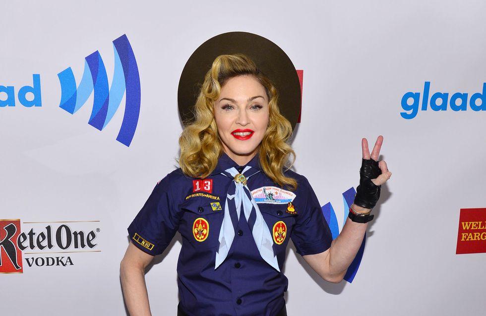 Madonna est notre pire look de la semaine !