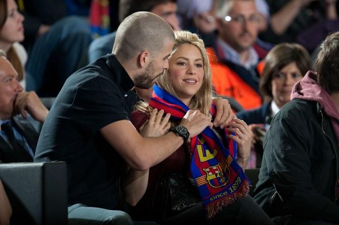 Shakira : Maman radieuse et très amoureuse