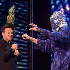 BGT 2013: Ant takes centre stage in dangerous magic stunt
