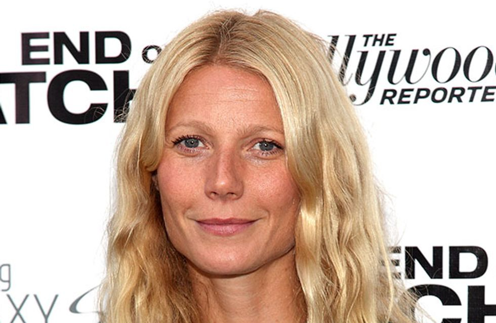 Gwyneth Paltrow admits grooming disaster before baring all in knickerless dress