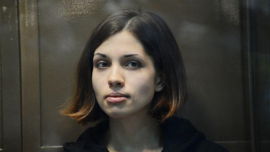 Pussy Riot en prison : Elle manque à sa fille