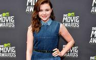 Chloë Moretz : J'ai eu l'opportunité de boire ou de me droguer