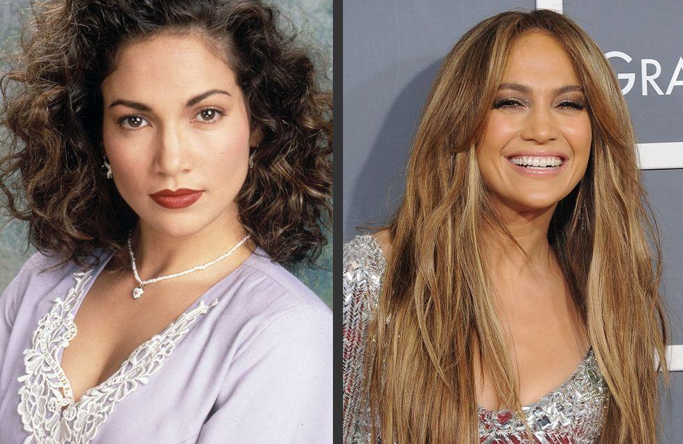 Jennifer Lopez : Elle n'a pas toujours été canon… (Photos)