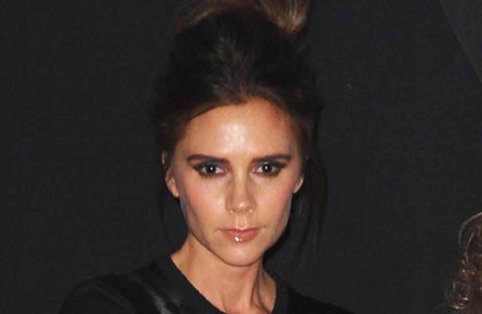 Victoria Beckham : Personnalité haïe du monde de la mode