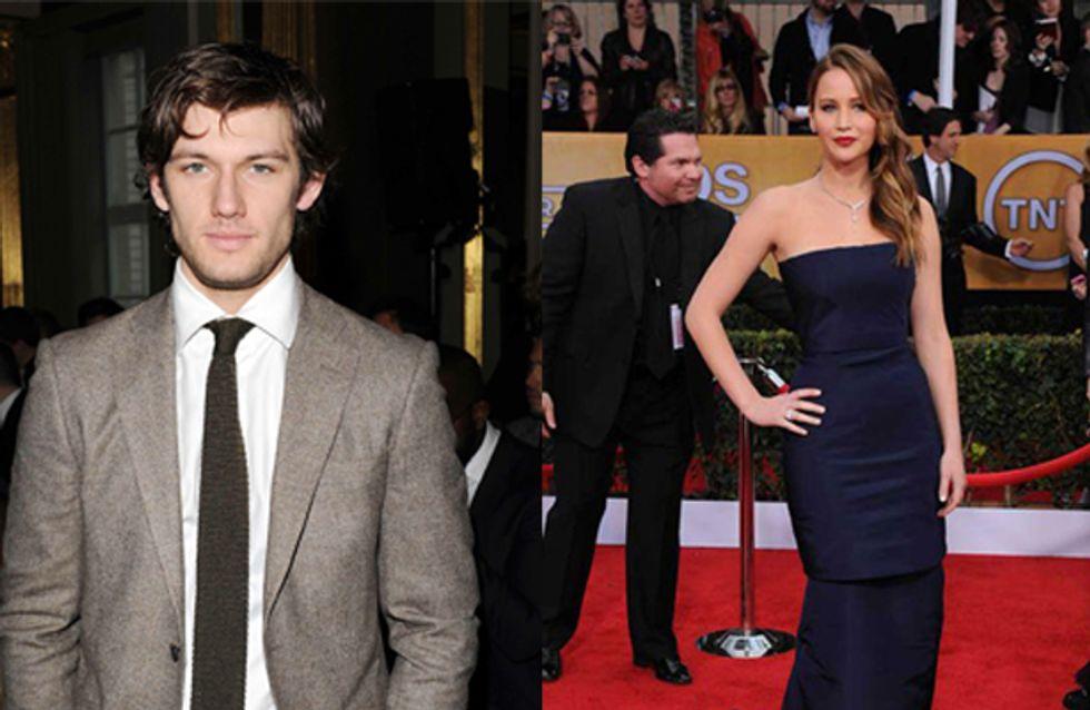 Fifty Shades of Grey : Jennifer Lawrence et Alex Pettyfer dans les rôles principaux ?