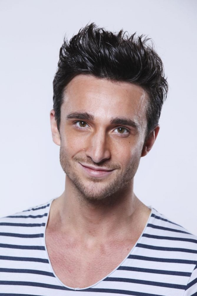 Benjamin Boccoli (team Florent Pagny)