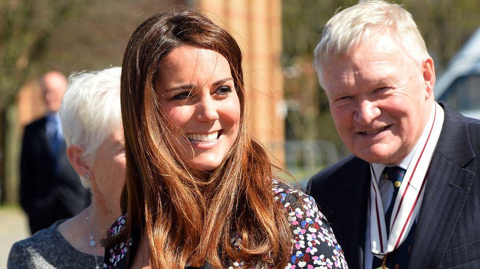 Kate Middleton : Shopping pour bébé avec sa mère