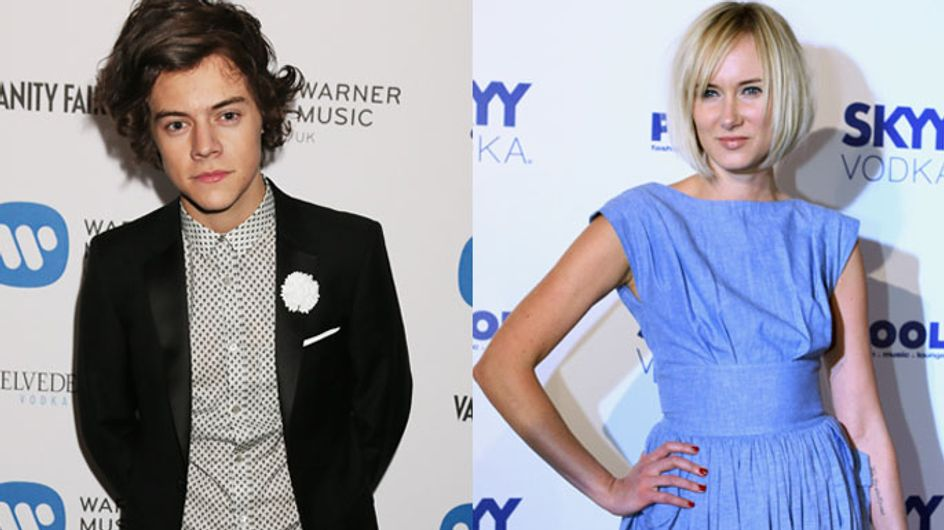 Video: Is this proof that Harry Styles is dating Kimberly Stewart?