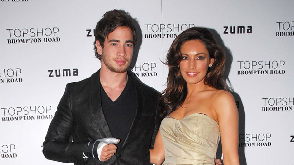 """Kelly Brook warns boyfriend Danny Cipriani: """"Sort your life out"""""""