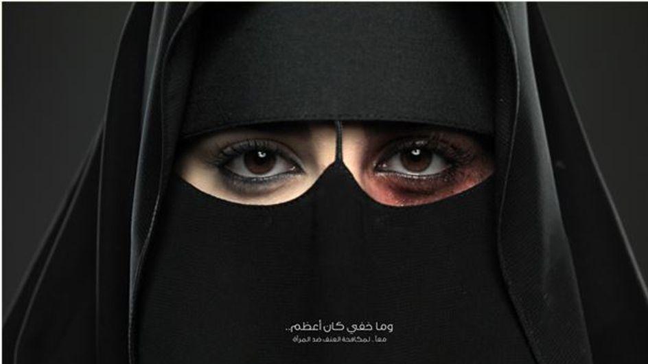 Arabie Saoudite : Une pub choc contre les violences faites aux femmes