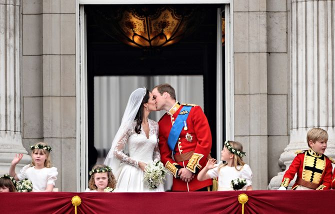 Kate Middleton et le prince William : Officiellement mari et femme !