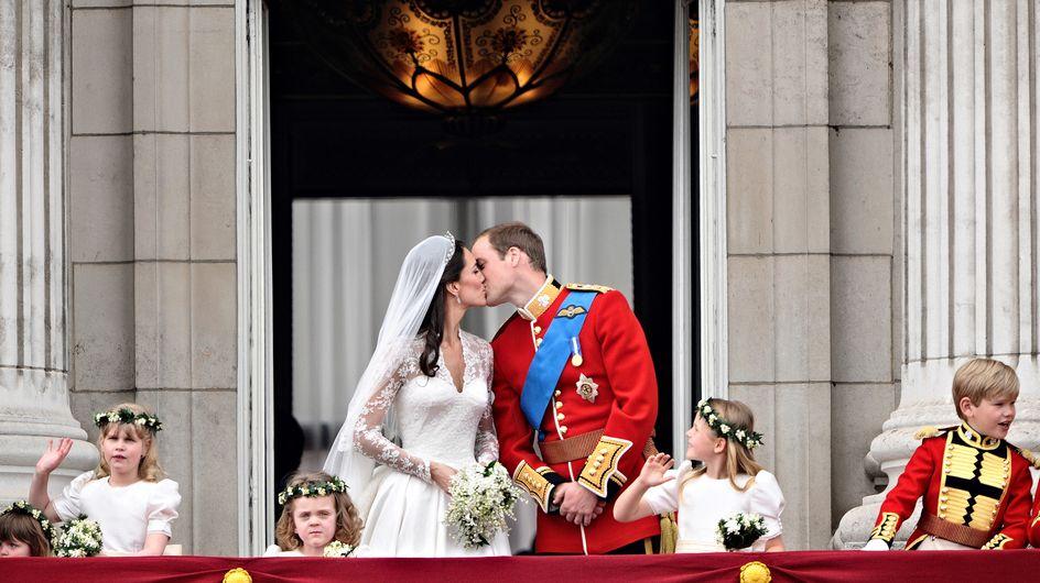 Kate Middleton et le prince William : Retour sur trois ans de mariage en photos