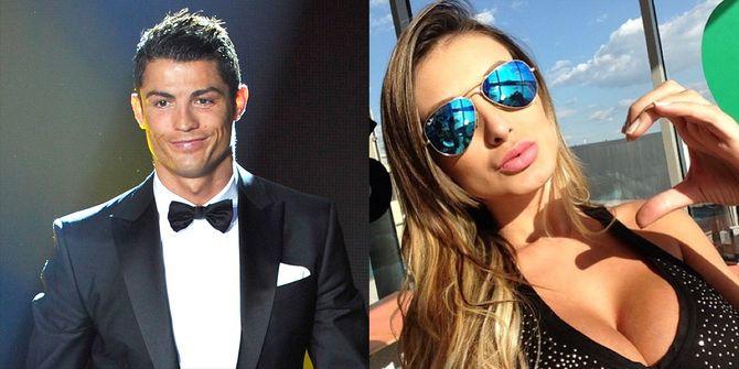 Cristiano Ronaldo et Andressa Urach